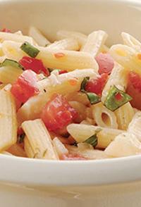 Easy Pasta Salad with Italian Dressing