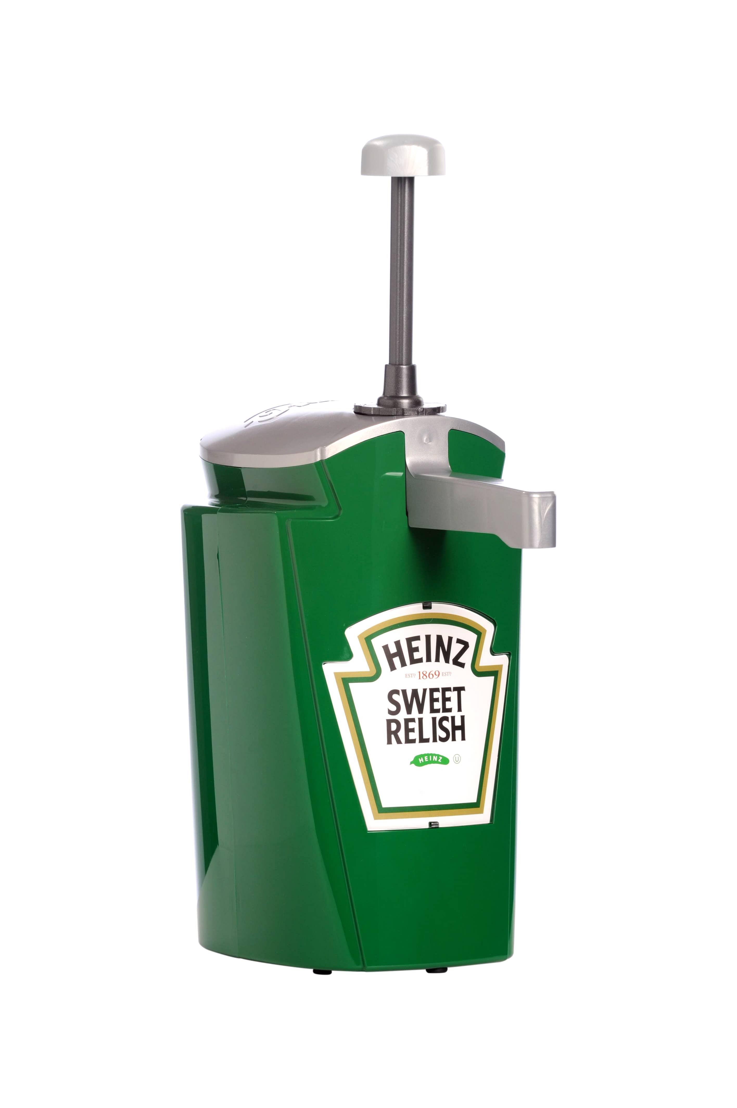 Heinz Mini Keystone Dispenser