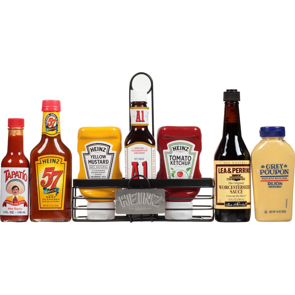 HEINZ Tabletop Caddy