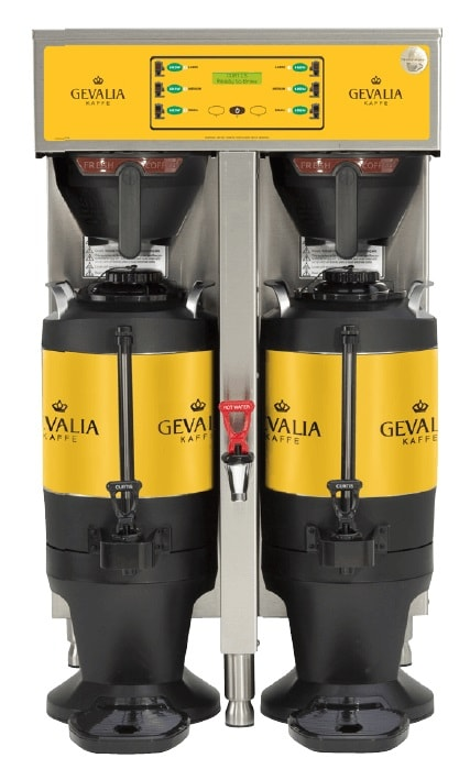 GEVALIA Branded Thermal Brewer