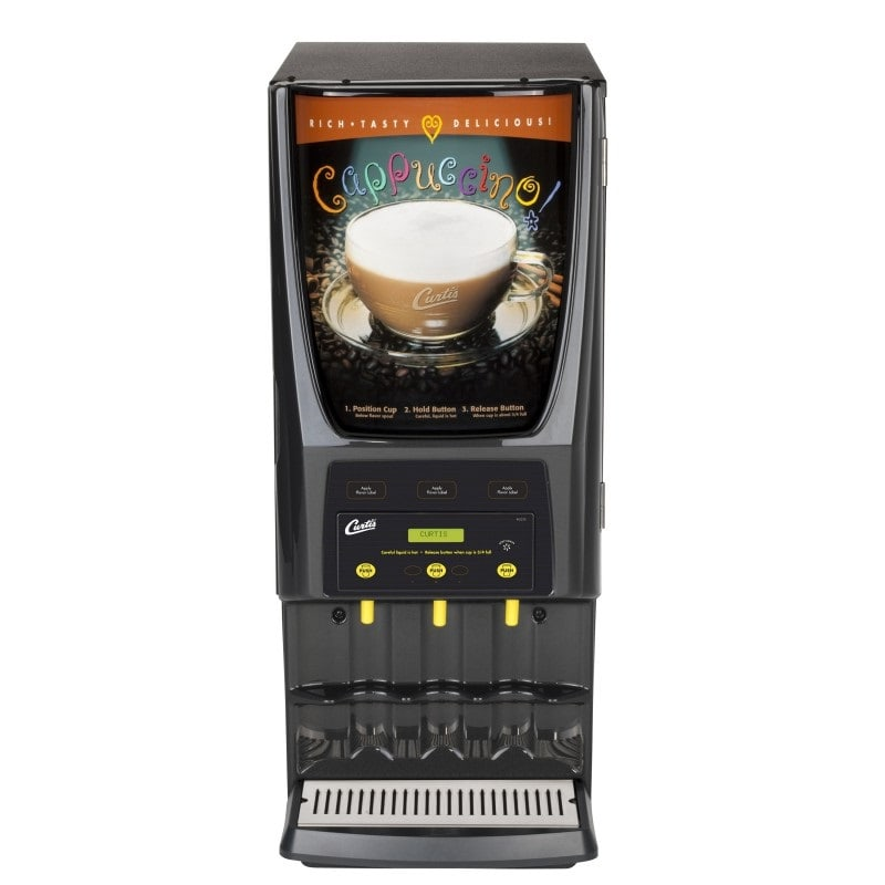 Hot Powdered Cappuccino Machine image