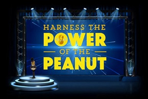 Harness the power of the peanuts