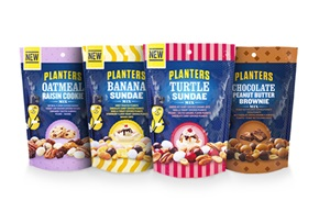 Planters Dessert Inspired Mixes.