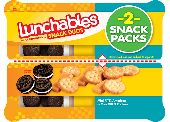 Lunchables Snacks