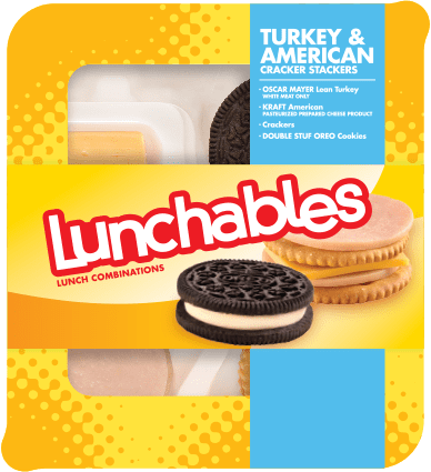 Lunchables sin Bebida