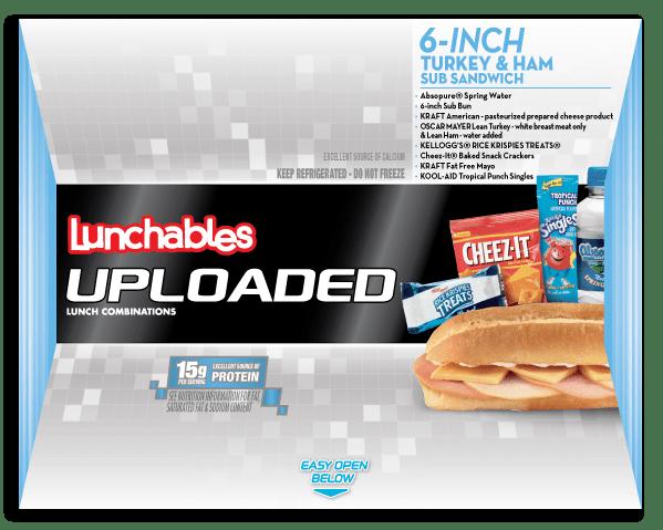 6-Inch Turkey + HamSub Sandwich