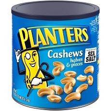 PLANTERS Cashew Halves 46 oz